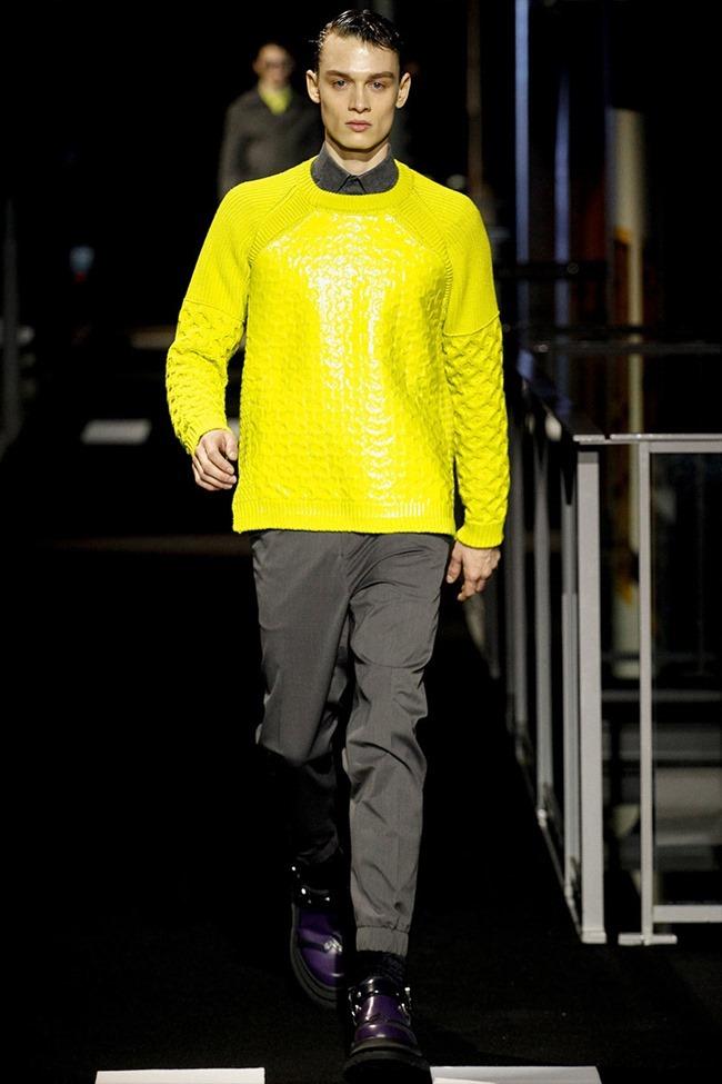 PARIS FASHION WEEK Kenzo Menswear Fall 2014. www.imageamplified.com, Image Amplified (43)