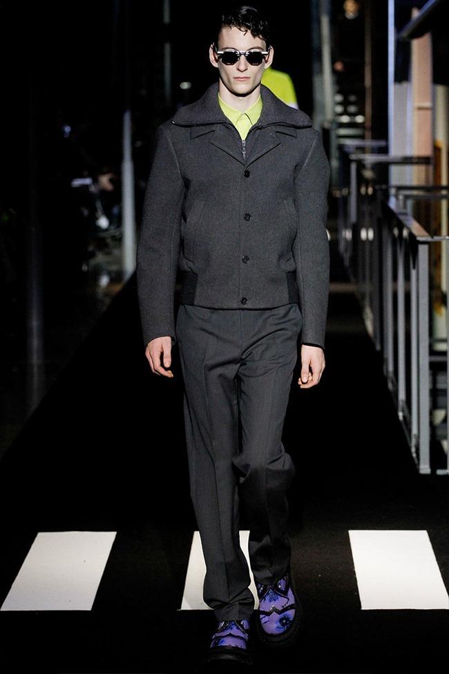 PARIS FASHION WEEK Kenzo Menswear Fall 2014. www.imageamplified.com, Image Amplified (44)