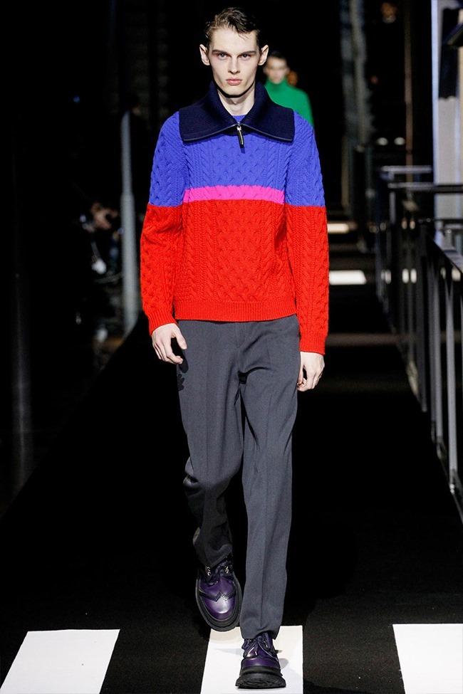 PARIS FASHION WEEK Kenzo Menswear Fall 2014. www.imageamplified.com, Image Amplified (2)