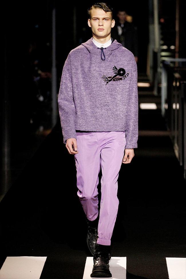 PARIS FASHION WEEK Kenzo Menswear Fall 2014. www.imageamplified.com, Image Amplified (6)