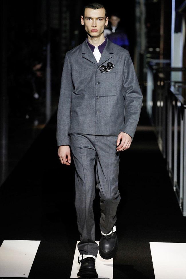 PARIS FASHION WEEK Kenzo Menswear Fall 2014. www.imageamplified.com, Image Amplified (8)