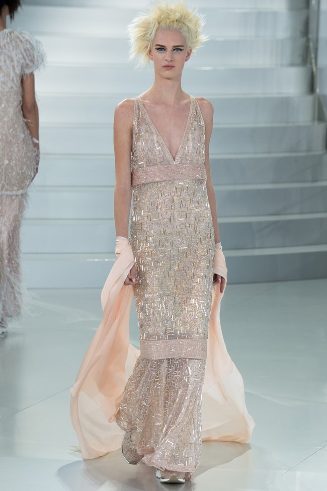 PARIS HAUTE COUTURE Chanel Spring 2014. www.imageamplified.com, Image Amplified (21)
