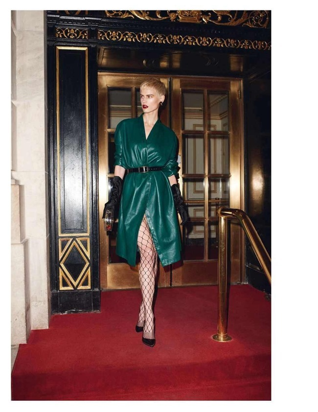 VOGUE PARIS Saskia De Brauw by Terry Richardson. Clare Richardson, February 2014, www.imageamplified.com, Image Amplified (13)