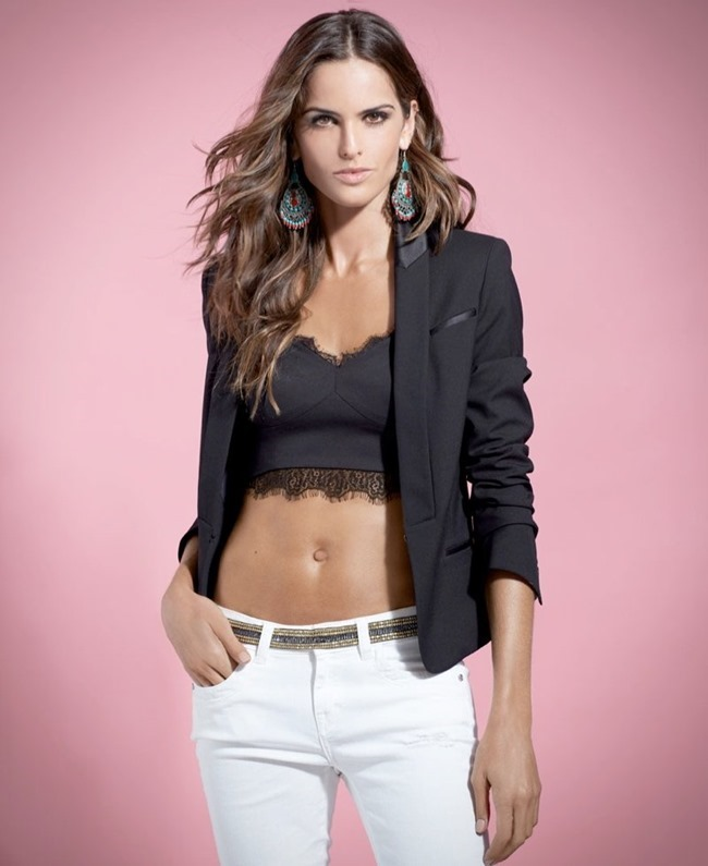 CAMPAIGN Izabel Goulart for SuiteBlanco Spring 2014. www.imageamplified.com, Image Amplified (6)