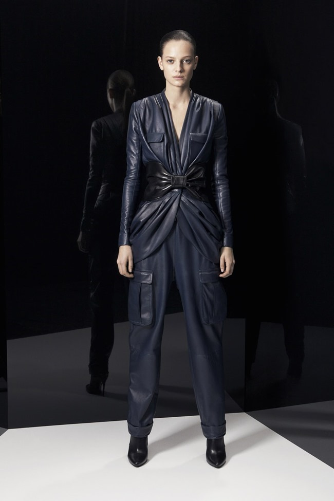 COLLECTION Ine Neefs & Kai Newman for Balmain Pre-Fall 2014. www.imageamplified.com, Image Amplified (11)
