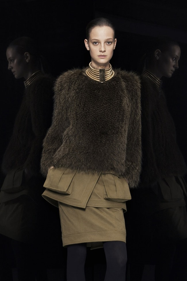 COLLECTION Ine Neefs & Kai Newman for Balmain Pre-Fall 2014. www.imageamplified.com, Image Amplified (18)