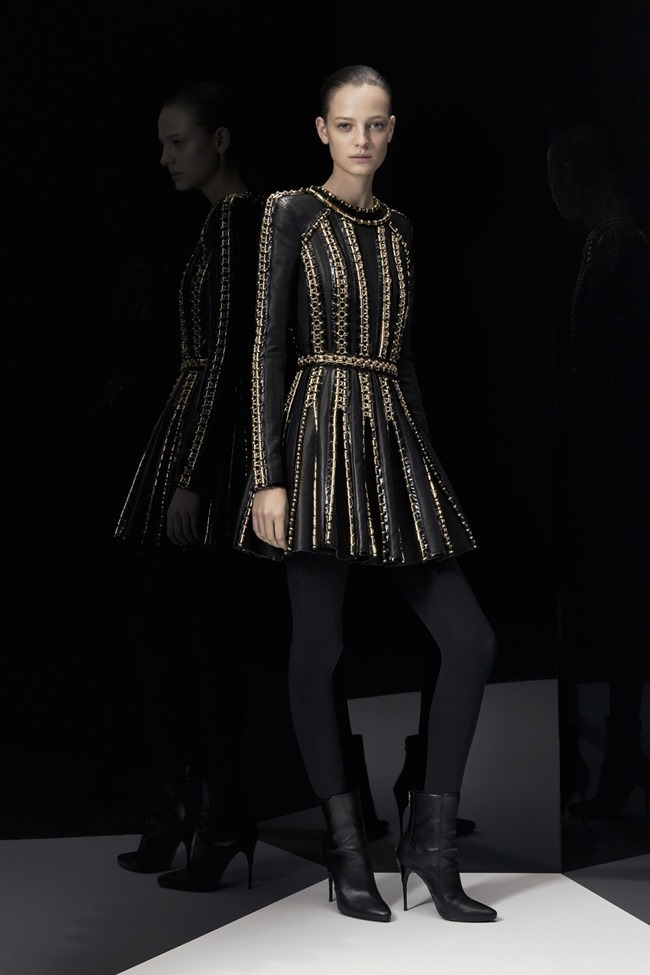 COLLECTION Ine Neefs & Kai Newman for Balmain Pre-Fall 2014. www.imageamplified.com, Image Amplified (32)