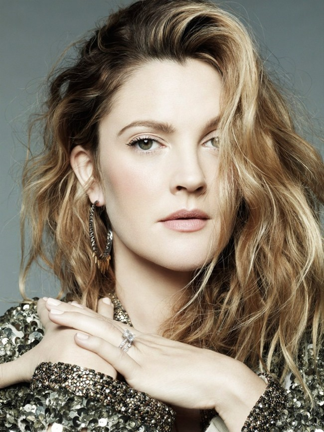 MARIE CLAIRE MAGAZINE Drew Barrymore in The Rebel Next Door by Jan Welters. Alison Edmond, February 2014, www.imageamplified.com, Image Amplified (6)