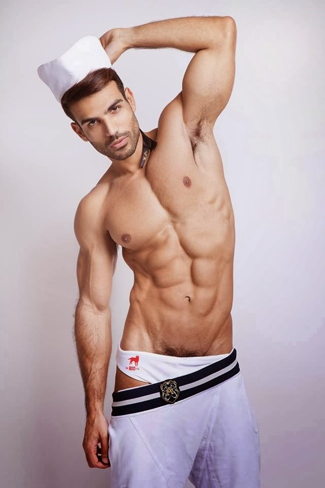 MASCULINE DOSAGE Sidney Allan by Xavier Samre. Spring 2014, www.imageamplified.com, Image Amplified (3)