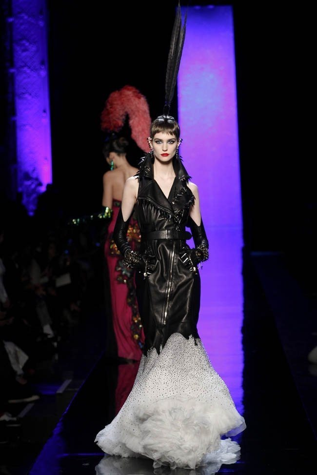PARIS HAUTE COUTURE Jean Paul Gaultier Spring 2014. www.imageamplified.com, Image Amplified (7)