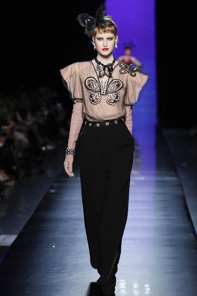 PARIS HAUTE COUTURE Jean Paul Gaultier Spring 2014. www.imageamplified.com, Image Amplified (23)
