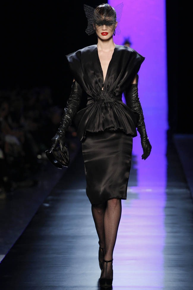 PARIS HAUTE COUTURE Jean Paul Gaultier Spring 2014. www.imageamplified.com, Image Amplified (47)