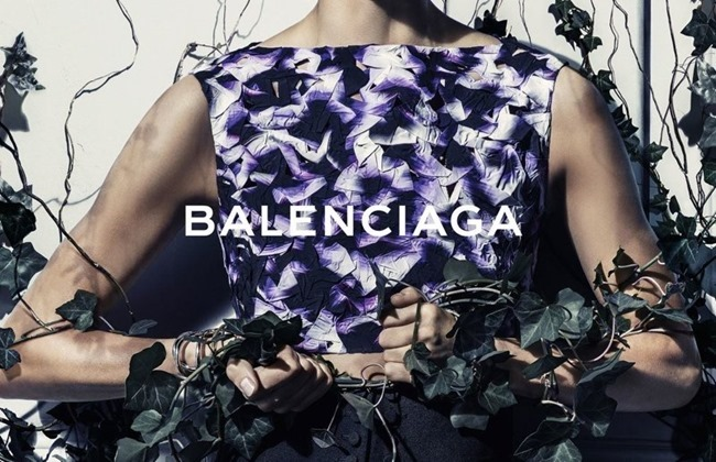 CAMPAIGN Daria Werbowy for Balenciaga Spring 2014 by Steven Klein. www.imageamplified.com, Image Amplified (6)