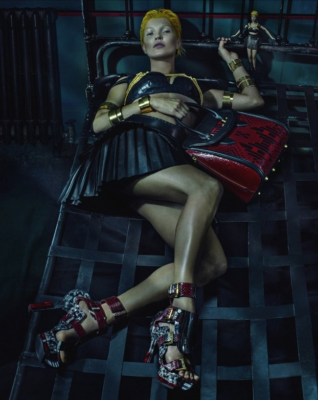 CAMPAIGN Kate Moss for Alexander McQueen Spring 2014 by Steven Klein. www.imageamplified.com, Image amplified (9)