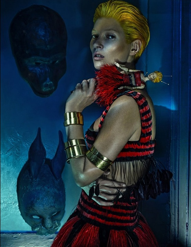 CAMPAIGN Kate Moss for Alexander McQueen Spring 2014 by Steven Klein. www.imageamplified.com, Image amplified (1)