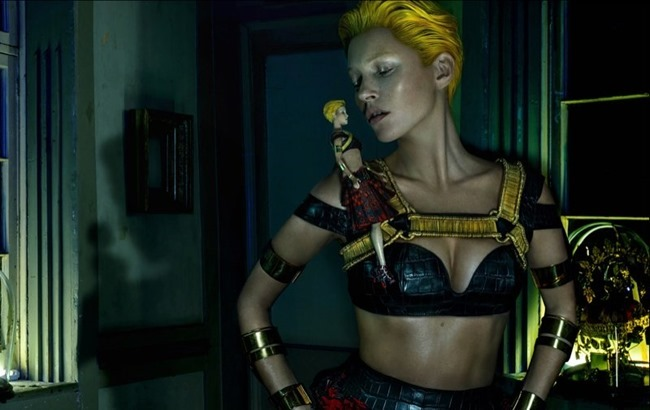 CAMPAIGN Kate Moss for Alexander McQueen Spring 2014 by Steven Klein. www.imageamplified.com, Image amplified (4)