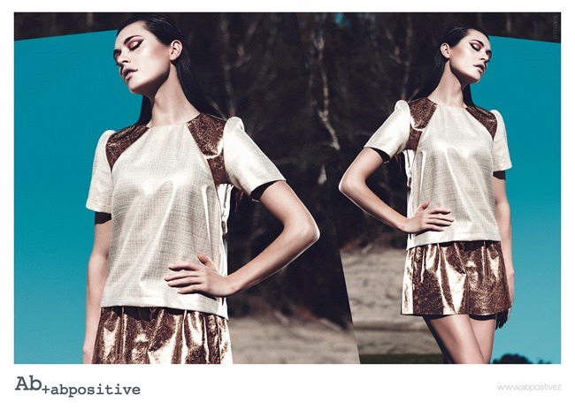 CAMPAIGN Isabel De Candia for Ab+ Abpositive Spring 2014 by Giuseppe Vitariello. www.imageamplified.com, Image Amplified