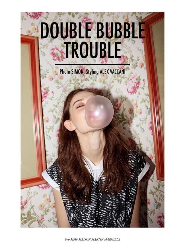TOH! MAGAZINE Adrianna Zajdler by Simon. Alex Vaccani, Spring 2014, www.imageamplified.com, Image amplified (1)