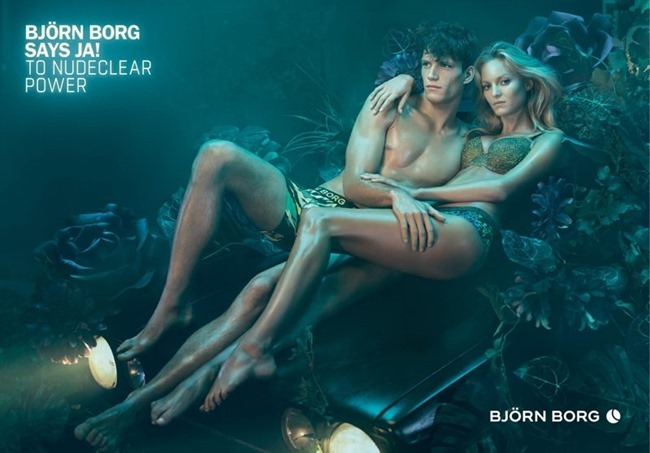 CAMPAIGN Florian Van Bale, Theres Alexandersson & Jarrod Scott for Björn Borg Spring 2014 by Peter Gehrke. www.imageamplified.com, Image Amplified (1)