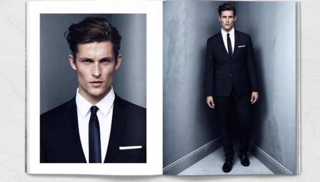 CAMPAIGN Wouter Peelen in Preppy Update for H&M Spring 2014. www.imageamplified.com, Image amplified (4)