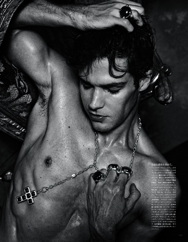 VOGUE JAPAN Roberto Bolle in The Night the Dancer Sparkled by Giampaolo Sgura. Spring 2014, www.imageamplified.com, Image Amplified (4)