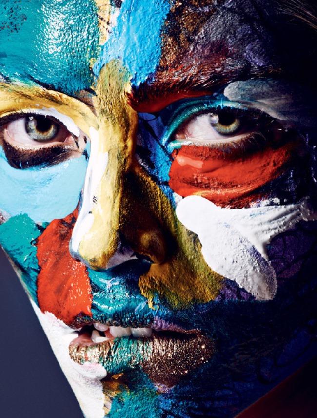COVER MAGAZINE Hana Jirickova by Hasse Nielsen. Emelie Johansson, February 2014, www.imageamplified.com, Image amplified (4)