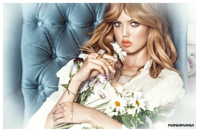 CAMPAIGN Lindsey Wixson for ManiaMania Fall 2014. www.imageamplified.com, Image Amplified (2)