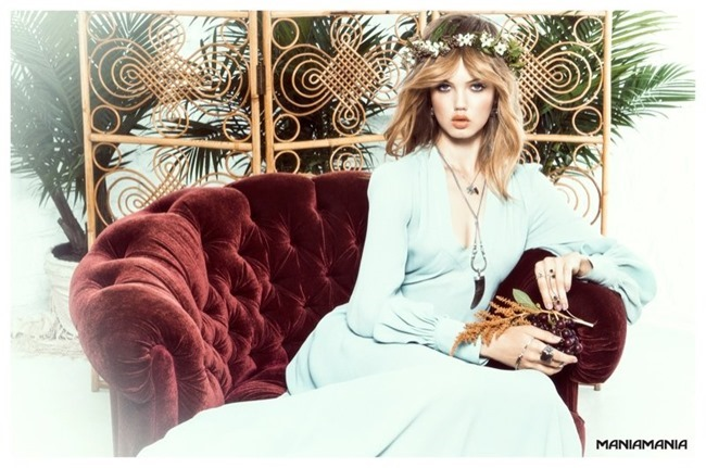 CAMPAIGN Lindsey Wixson for ManiaMania Fall 2014. www.imageamplified.com, Image Amplified (1)