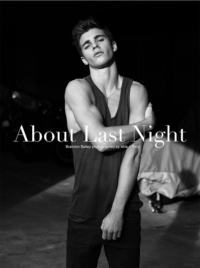 FUCKING YOUNG! ONLINE Brandon Bailey by Idris   Tony, Spring 2014, www.imageamplified.com, Image Amplified (2)