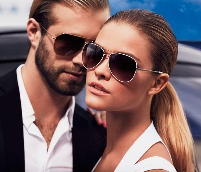 CAMPAIGN Nina Agdal for Bebe Spring 2014 by David roemer. www.imageamplified.com, Image Amplified (5)