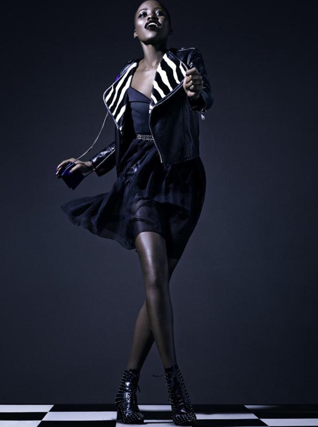 VOGUE ITALIA Lupita Nyong'o by Tom Munro. Patti Wilson, February 2014, www.imageamplified.com, Image Amplified (2)