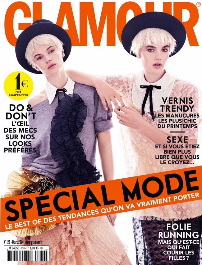 GLAMOUR FRANCE Victoria Tuaz, Isabel Scholten & Hanna Verhees in Get Arty by Alvaro Beamud Cortes. Virginie Beamud Cortes, March 2014, www.imageamplified.com, Image Amplified (1)