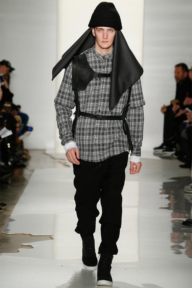 NEW YORK FASHION WEEK Public School Menswear Fall 2014. www.imageamplified.com, Image Amplified (19)