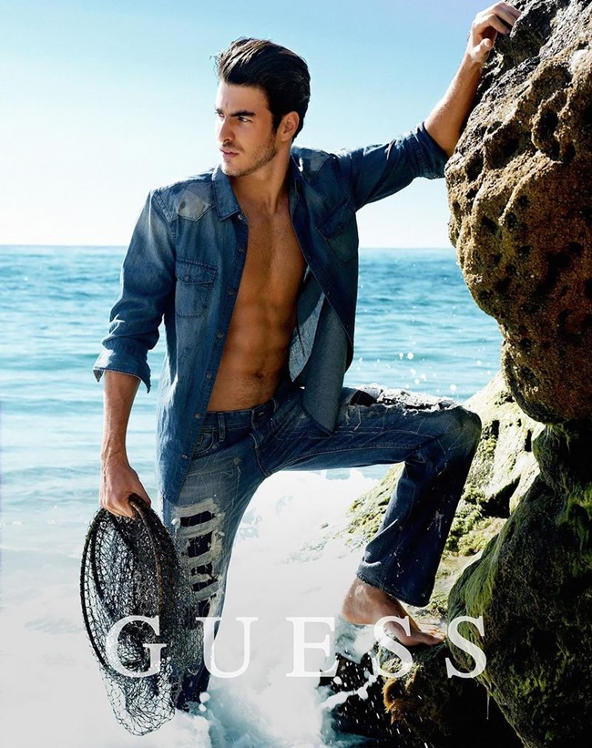 CAMPAIGN Gui Fedrizzi for Guess Spring 2014 by Yu Tsai. www.imageamplified.com, Image Amplified (6)