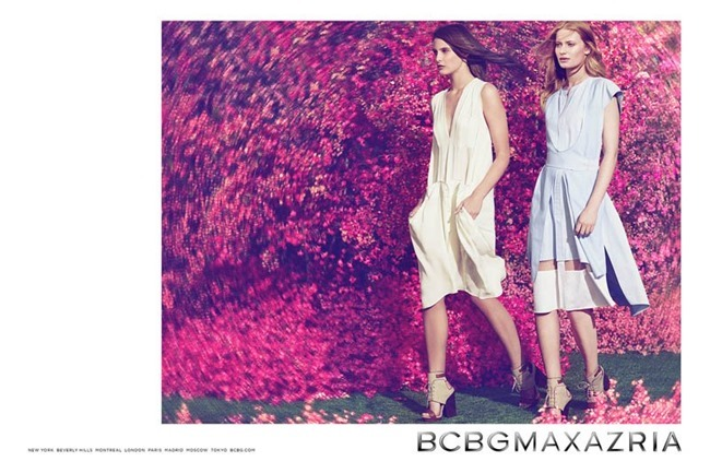CAMPAIGN Stephanie Hall & Charlotte Wiggs for BCBG Max Azria by Meredith Bruner. Laura Ferrara, www.imageamplified.com, Image Amplified (3)