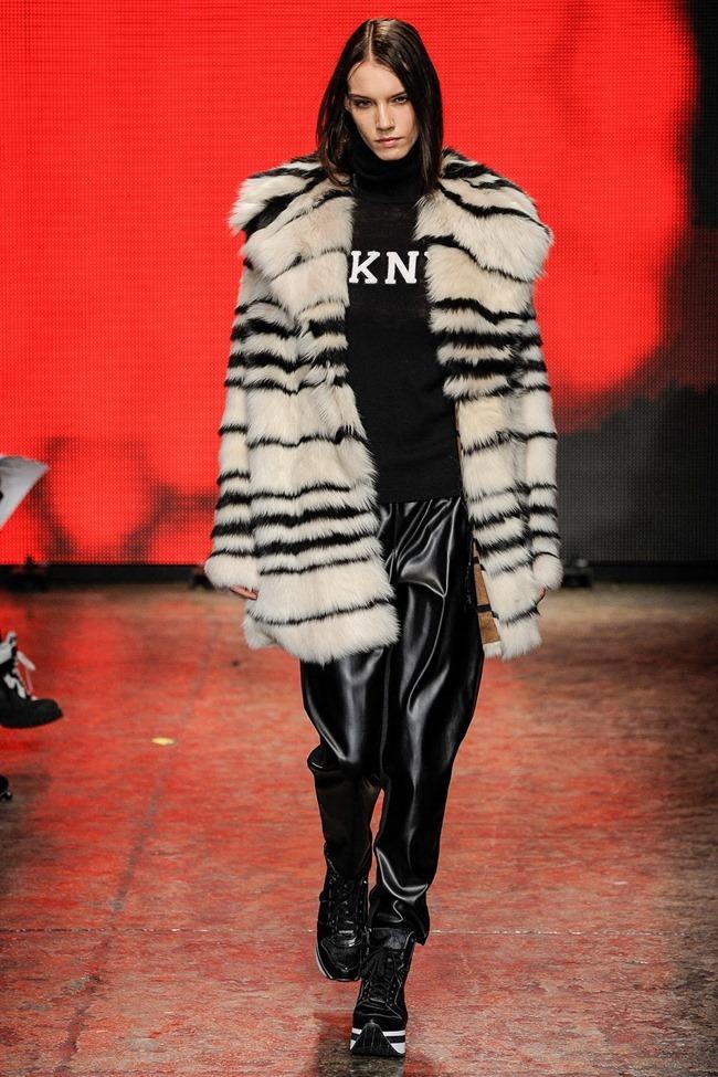 NEW YORK FASHION WEEK DKNY RTW Fall 2014. www.imageamplified.com, Image Amplified (18)