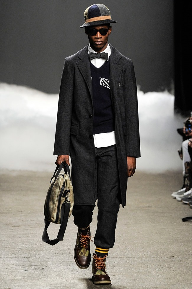 NEW YORK FASHION WEEK Mark McNairy Fall 2014. www.imageamplified.com, Image Amplified (2)
