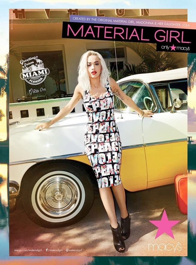 CAMPAIGN Rita Ora for Material Girl Spring 2014. www.imageamplified.com, Image Amplified (6)