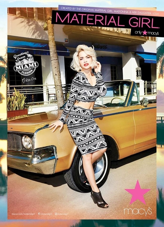 CAMPAIGN Rita Ora for Material Girl Spring 2014. www.imageamplified.com, Image Amplified (7)