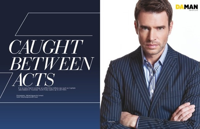 DAMAN MAGAZINE Scott Foley in Caught Between Acts by Mitchell Nguyen McCormack. Alexa Rangroummith Green, Spring 2014, www.imageamplified.com, Image Amplified (1)