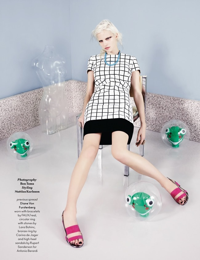 ANOTHER MAGAZINE Sasha Luss by Ben Toms. Mattias Karlsson, Spring 2014, www.imageamplified.com, Image Amplified (3)