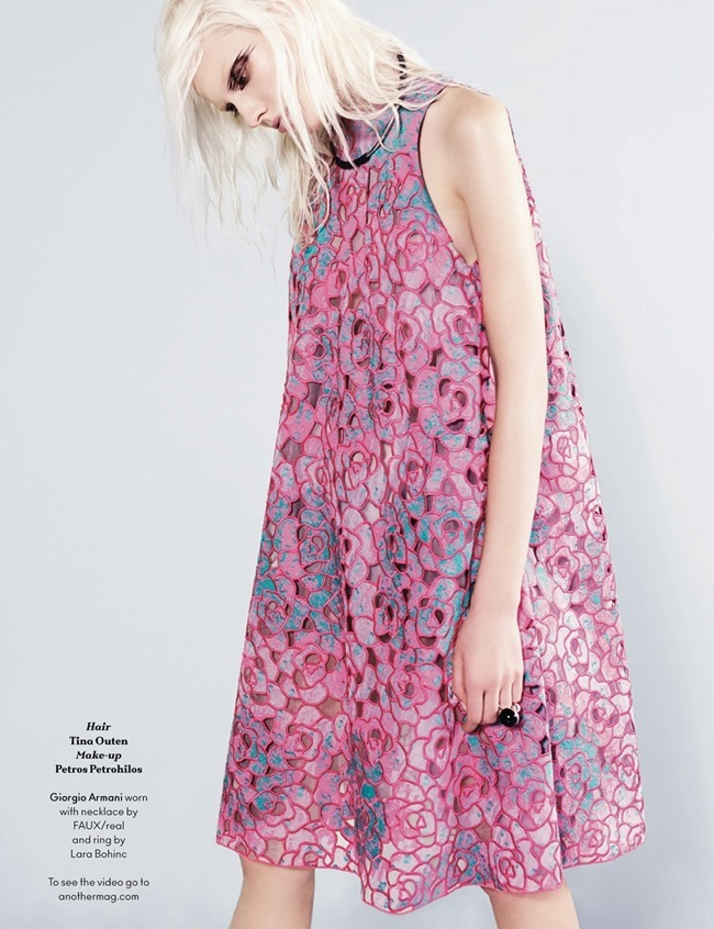 ANOTHER MAGAZINE Sasha Luss by Ben Toms. Mattias Karlsson, Spring 2014, www.imageamplified.com, Image Amplified (13)