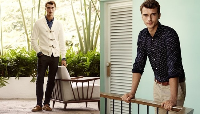CAMPAIGN Clement Chabernaud in Naval Notes for H&M Spring 2014. www.imageamplified.comm, Image Amplified (5)