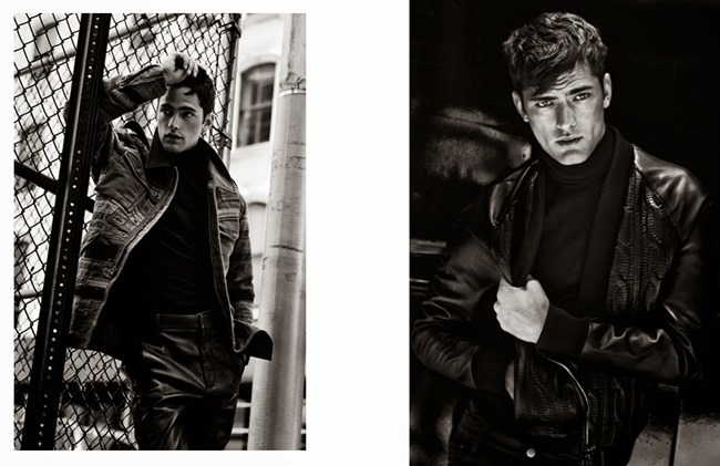 HERCULES MAGAZINE Sean O'Pry, Harry Pulley, Zac Steiner & Louis Steyaert in Where Do You Run To by Txema Yeste. Francesco Sourigues, Spring 2014, www.imageamplified.com, Image Amplified (6)
