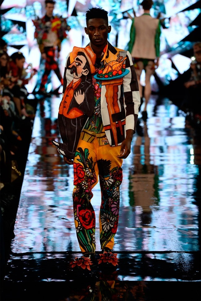 LONDON FASHION WEEK Aristides Vanis Fall 2014. www.imageamplified.com, Image Amplified (4)