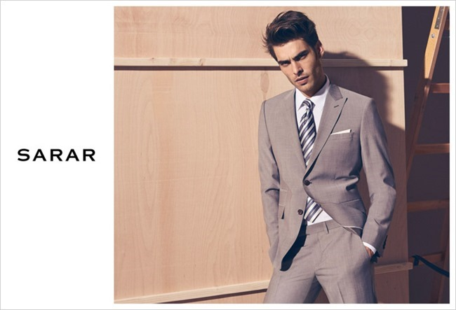 CAMPAIGN Jon Kortajarena & Hilary Rhoda for Sarar Spring 2014 by Koray Birand. www.imageamplified.com, Image Amplified (9)