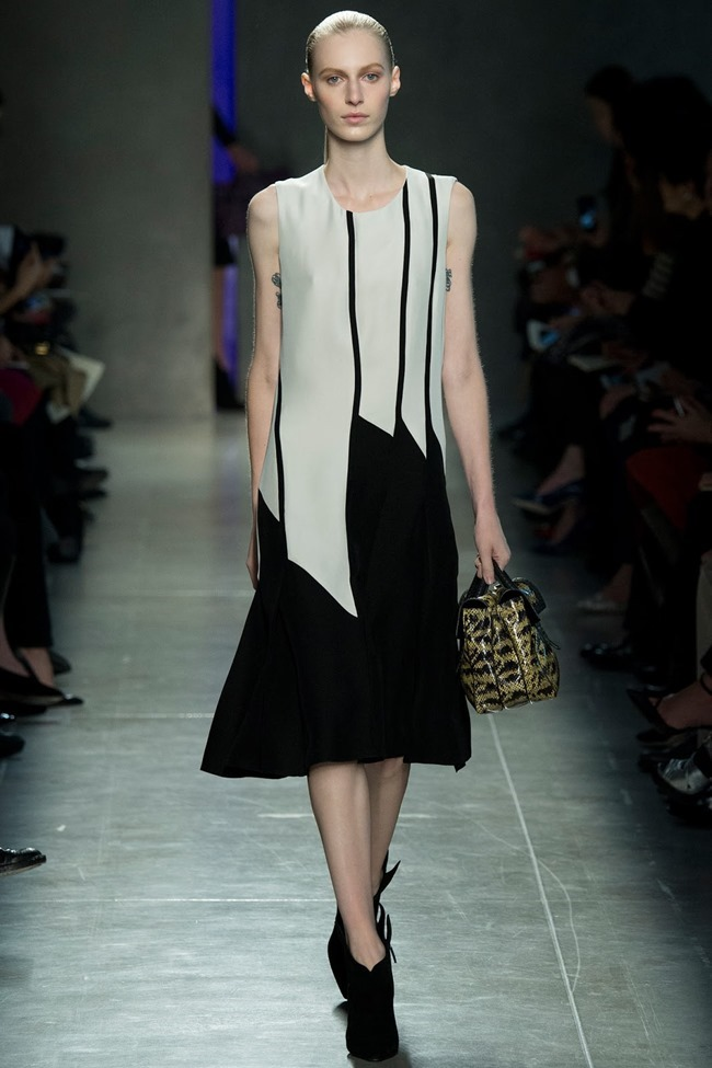 MILAN FASHION WEEK Bottega Veneta RTW Fall 2014. www.imageamplified.com, Image Amplified (3)