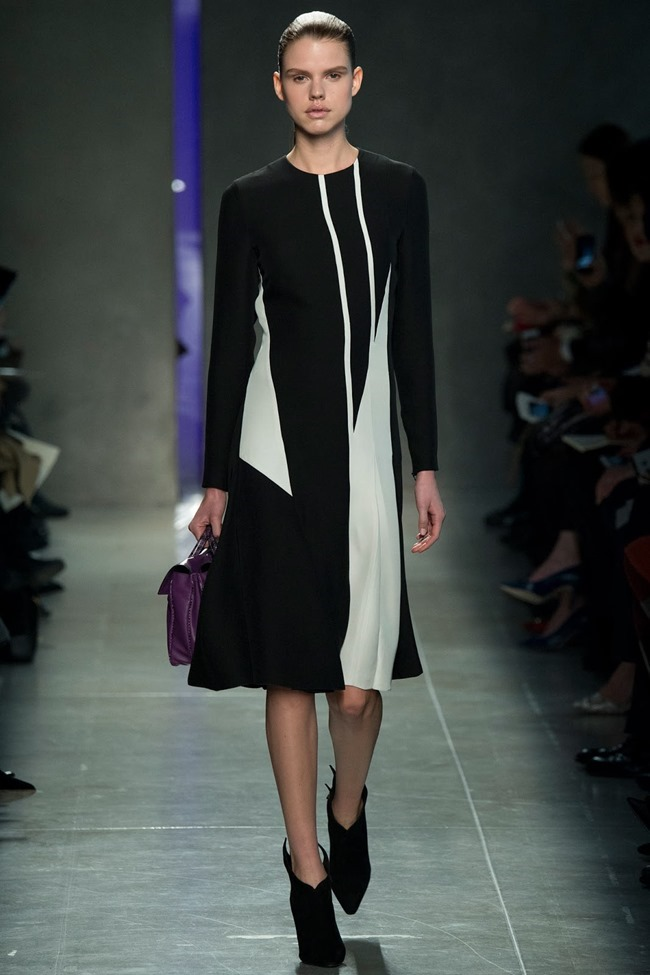 MILAN FASHION WEEK Bottega Veneta RTW Fall 2014. www.imageamplified.com, Image Amplified (4)