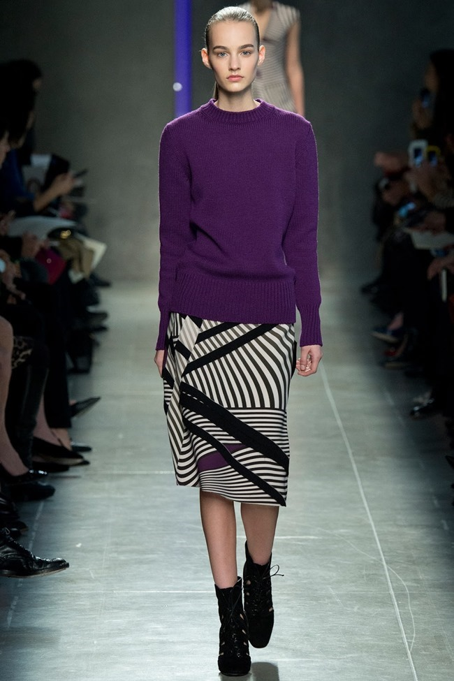 MILAN FASHION WEEK Bottega Veneta RTW Fall 2014. www.imageamplified.com, Image Amplified (7)