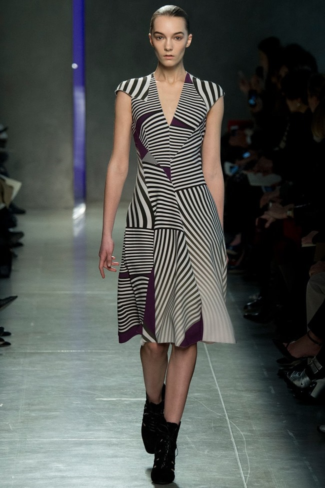 MILAN FASHION WEEK Bottega Veneta RTW Fall 2014. www.imageamplified.com, Image Amplified (8)